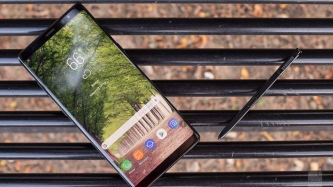 Samsung Galaxy S8 (ảnh Phone Arena)