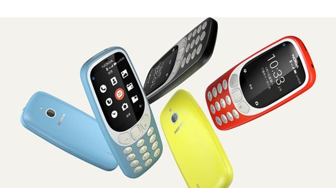 Nokia 3310 (ảnh Phone Arena)