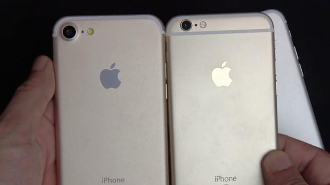 iPhone giả và iPhone chính hãng (ảnh: macobsever)