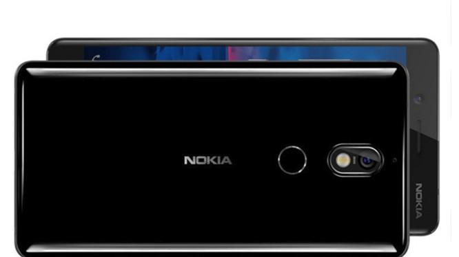 Nokia 7 Plus (ảnh Phone Arena)