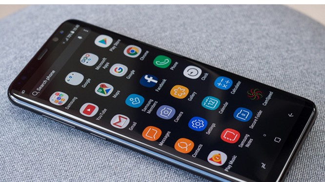 Samsung Galaxy S8+ (ảnh: Phone Arena)