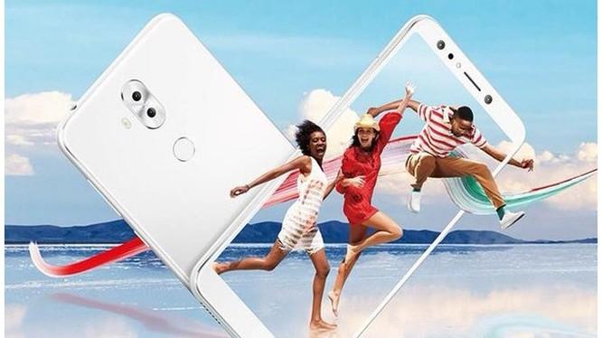 Zenfone 5 Lite (ảnh Evan Blass)