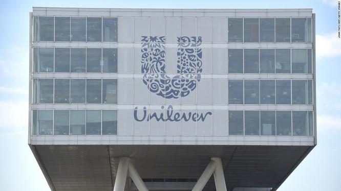Unilever là tập đoàn lớn của Anh và Hà Lan sở hữu nhiều thương hiệu tiêu dùng quen thuộc (ảnh CNN)