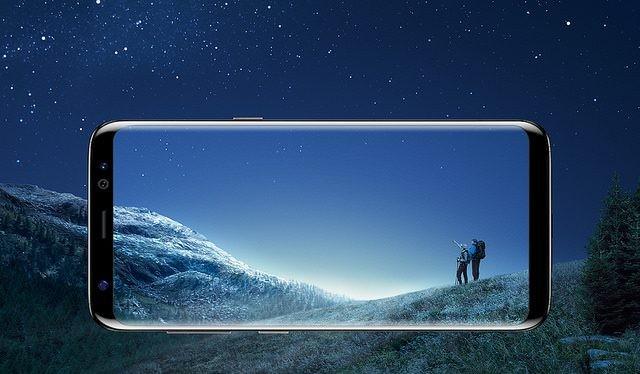 Màn hình viền siêu mỏng sẽ có mặt trên các mẫu điện thoại tầm trung của Samsung (technogaming)