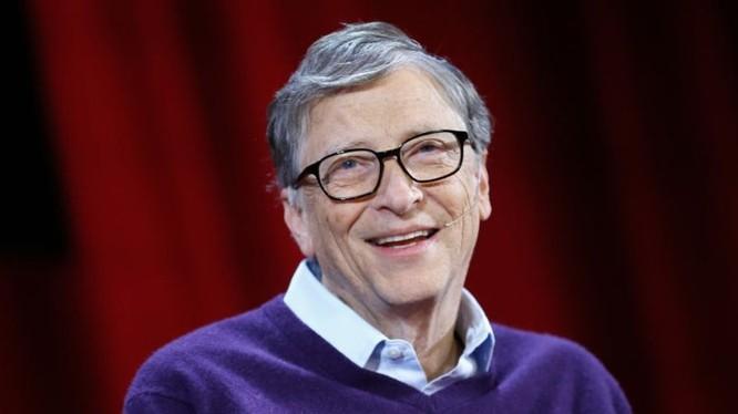 Tỷ phú Bill Gates (ảnh Getty Images)