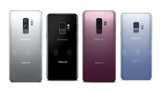 Galaxy S9 (ảnh: Phone Arena)