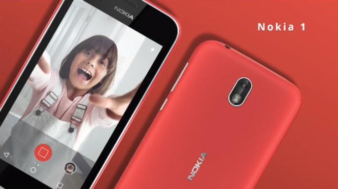 Nokia 1 (ảnh Phone Arena)