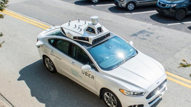 Xe tự lái của Uber vừa gây ra một vụ tai nạn đáng tiếc