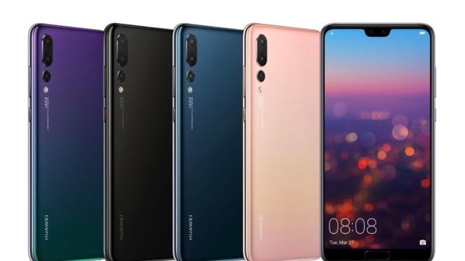 Bộ đôi flagship mới nhất của Huawei (ảnh BGR)