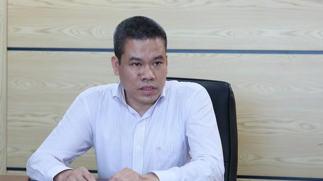 ông Bùi Huy Năm, Tổng Giám đốc VTVcab (ảnh: VTV)