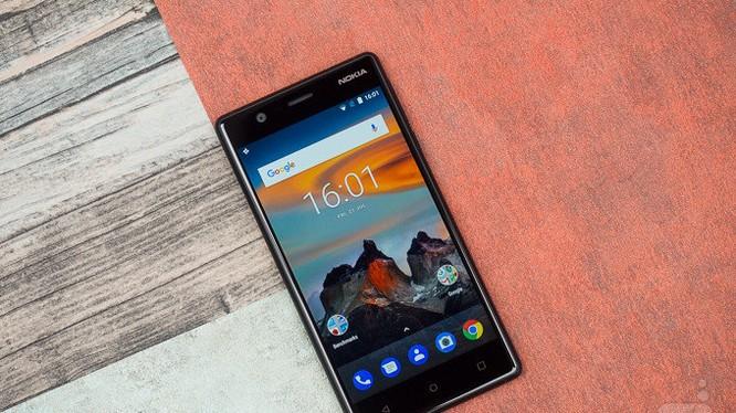 Nokia 3 là smartphone mới nhất của HMD được cập nhật Android 8 (ảnh: Phone Arena)