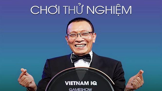 Vietnam IQ là gameshow trên điện thoại di động với giải thưởng lên đến 200 triệu đồng