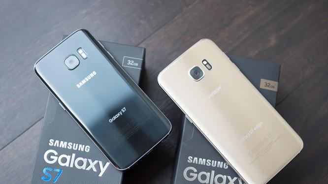 Galaxy S7 và S7 Edge sắp được cập nhật Android 8 (ảnh: Android Central)