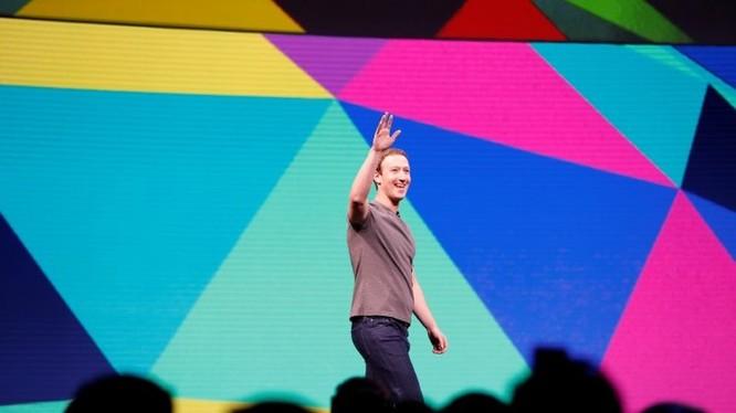 Sự kiện F8 của Facebook sẽ diễn ra vào tối 1/5 (ảnh: Reuters)