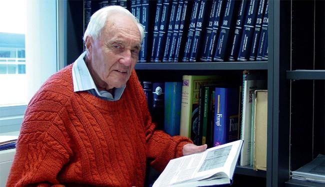 ở độ tuổi 104, cụ Goodfall muốn tìm đến cái chết (ảnh: Telegraph)