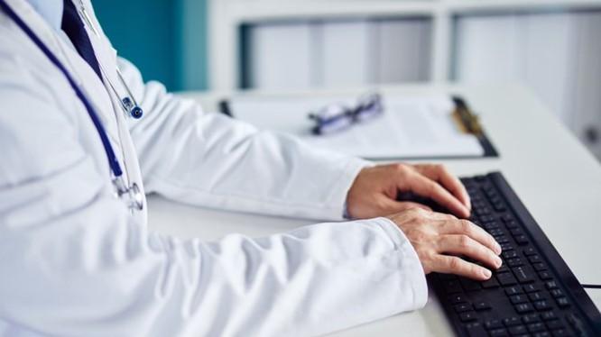 Bệnh viện có thể là mục tiêu tấn công của tin tặc (ảnh Getty Images)