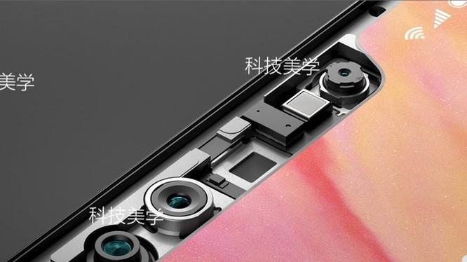 Mô đun nhận diện khuôn mặt của Xiaomi (ảnh: Phone Arena)