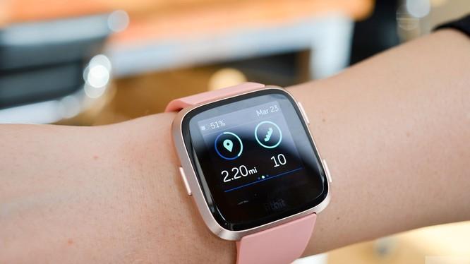Fitbit là sự lựa chọn tốt cho những người yêu thích đồng hồ thông minh