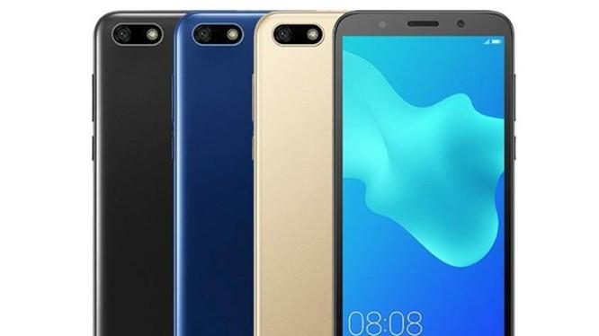 Huawei Y5 Prime (ảnh Phone Arena)