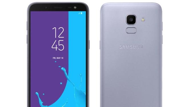 Galaxy J6 (2018) (ảnh Phone Arena)