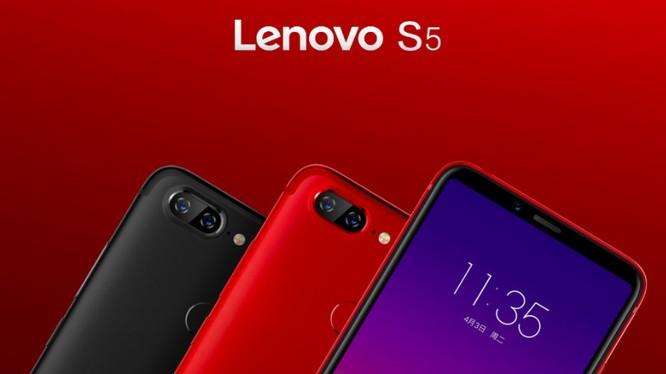 Mẫu điện thoại Lenovo S5 được ra mắt hồi tháng 4 (ảnh: TechWire)