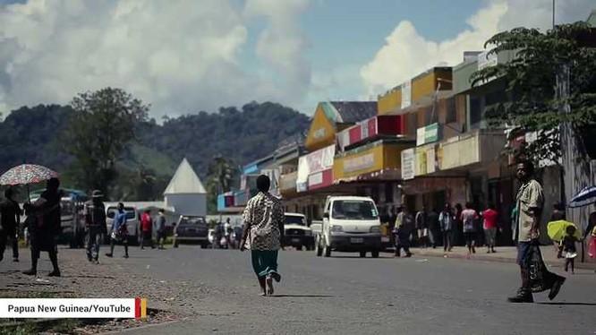 Người dân Papua New Guinea sẽ không được sử dụng Facebook trong vòng 1 tháng (ảnh: onenewspage)