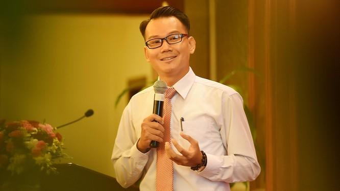 ông Huỳnh Lê Phú Phong, Giám đốc phát triển Aber