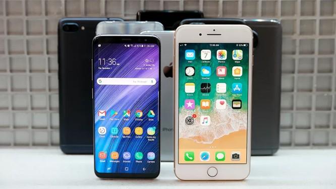 Galaxy S9 là mẫu smartphone bán chạy nhất tháng 4