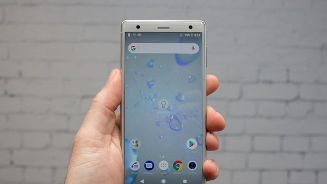 Sony Xperia XZ2 (ảnh: Pocket Lint)