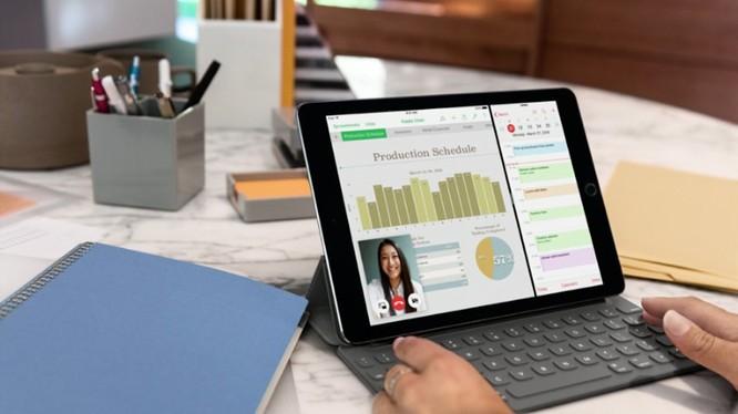 iPad là một thiết bị công nghệ phổ biến trong xã hội hiện đại (ảnh: BGR)