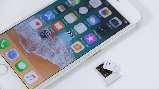 Mã ICCID mới cho phép người dùng iPhone Lock không cần đến sim ghép