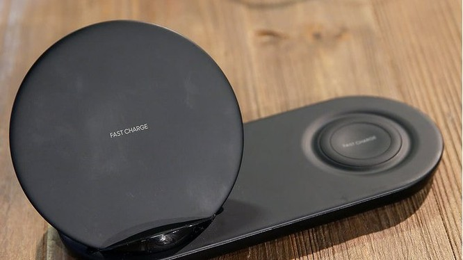 Sạc không dây mới của Samsung (ảnh: Gizmodo)