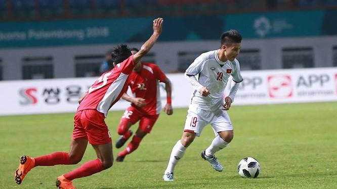 U23 Việt Nam đã có chiến thắng nhẹ nhàng trước U23 Nepal