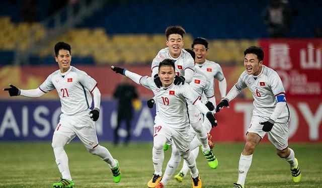 U23 Việt Nam đang thi đấu rất khởi sắc tại ASIAD 2018