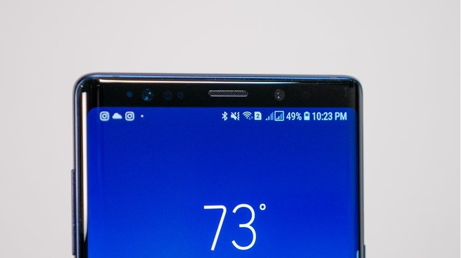Samsung Galaxy Note 9 (ảnh minh họa: PhoneArena)
