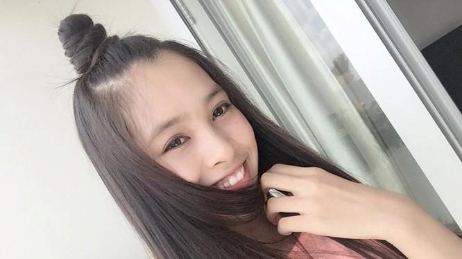 Hoa hậu Trần Tiểu Vy (ảnh: FBNV)