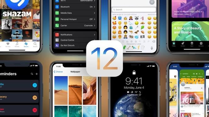 iOS 12 là một bản cập nhật với mục tiêu cải thiện hiệu năng và độ ổn định cho thiết bị