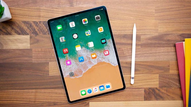 iPad Pro 2018 có thiết kế đẹp mắt với viền màn hình mỏng (ảnh: WCCFTech)