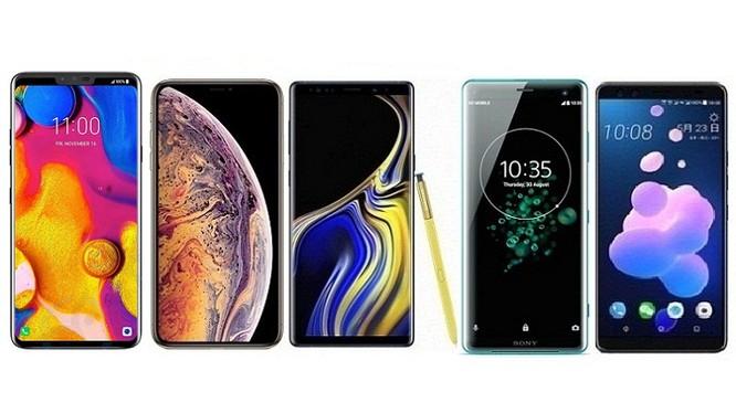 LG V40 là smartphone dành chiến thắng trong bài test tốc độ tải dữ liệu và thu sóng di động