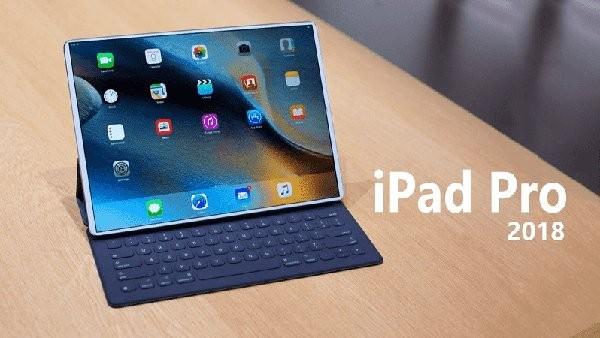 iPad Pro 2018 có nhiều ưu điểm so với các phiên bản trước đó