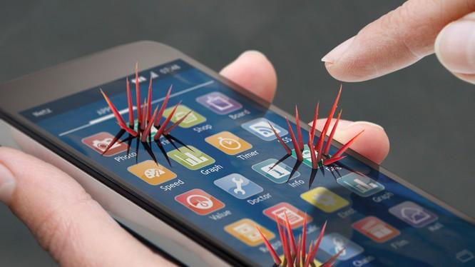 Trên kho ứng dụng Android có nhiều phần mềm độc hại núp bóng trò chơi (ảnh: Fraunhofer-Gesellschaft)