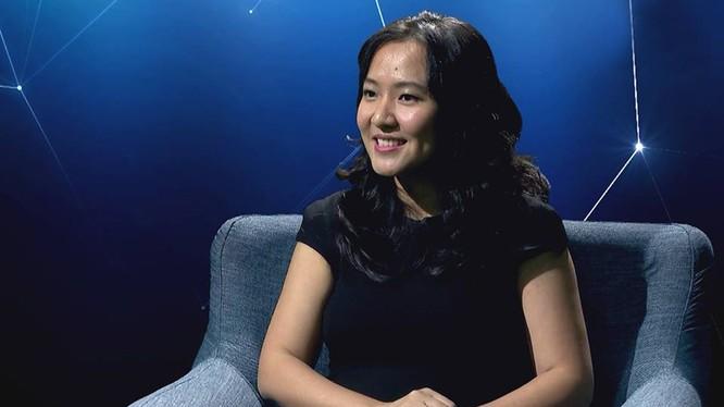 bà Lê Diệp Kiều Trang, Giám đốc Facebook Việt Nam (ảnh: FB nhân vật)