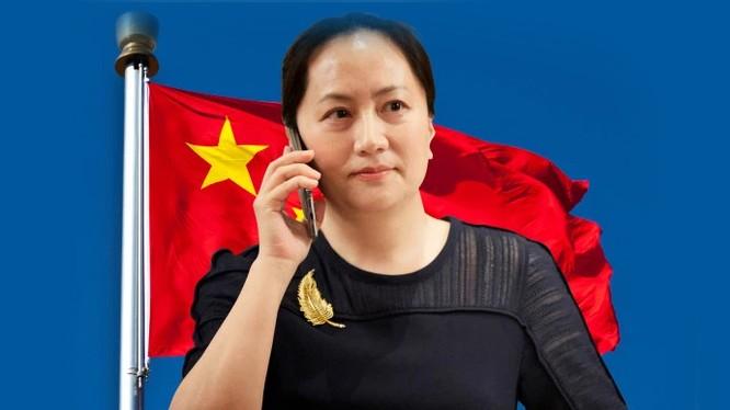 Bà Mạnh Vãn Châu (ảnh: New York Post)