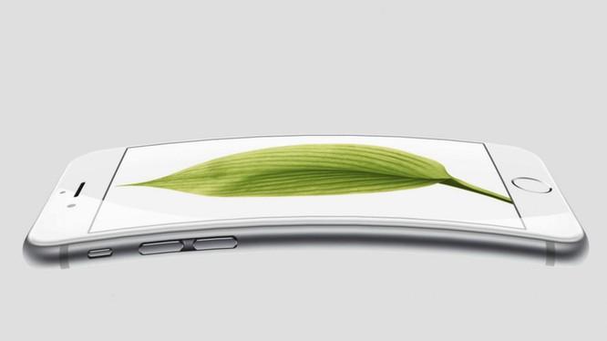 Bạn nghĩ sao nếu iPhone tương lai có thể uốn cong và gập đôi được?