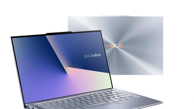 Zenbook S13 với viền màn hình mỏng nhất thế giới (ảnh: The Verge)