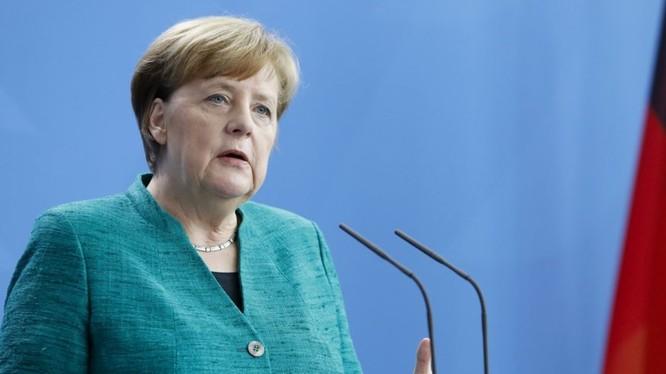 Thủ tướng Đức Angela Merkel (ảnh: Getty Images)
