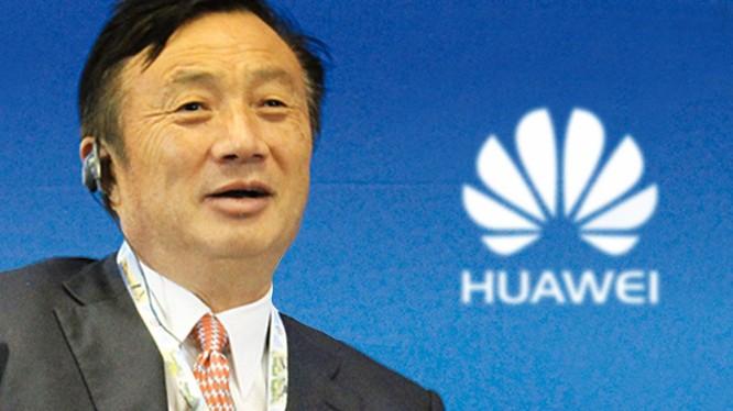 Ông Nhiệm Chính Phi - nhà sáng lập Huawei (ảnh: Pinterest)