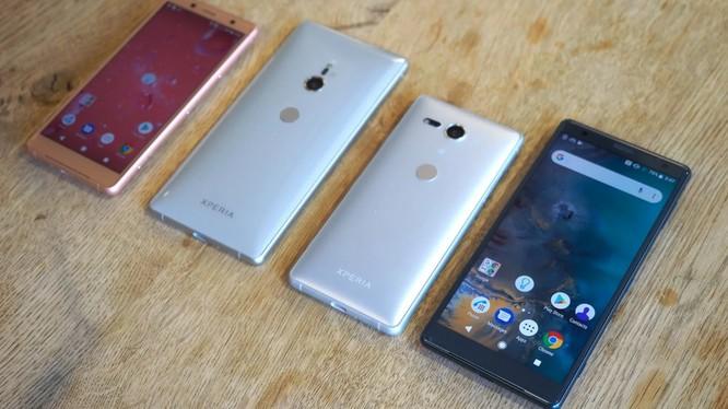 Sony sẽ đóng hết các cửa hàng bán điện thoại ở Đông Nam Á? (ảnh: Slash Gear)