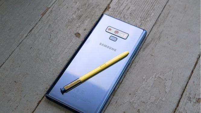 Samsung Galaxy Note 9 (ảnh: Phone Arena)