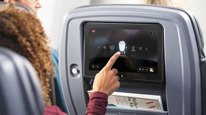 (ảnh minh họa: American Airlines)